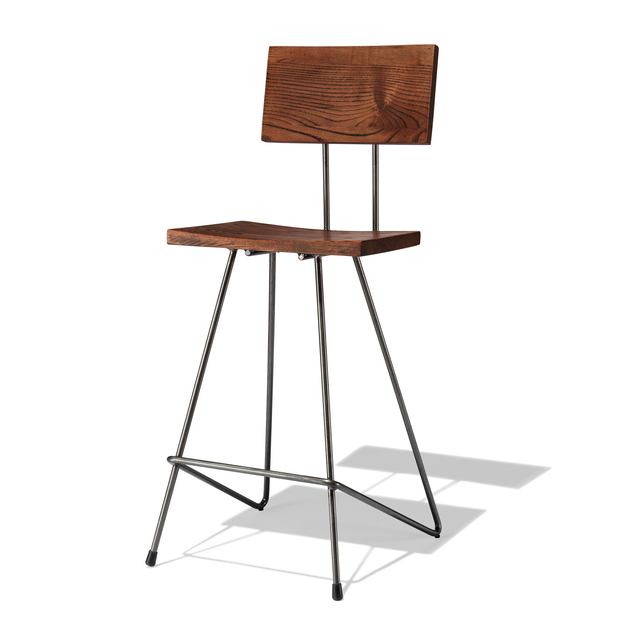 Henry Bar Stool Commercial and Industrial Hairpin Legs  : 0311 from www.industrywest.com size 2000 x 2000 jpeg 299kB