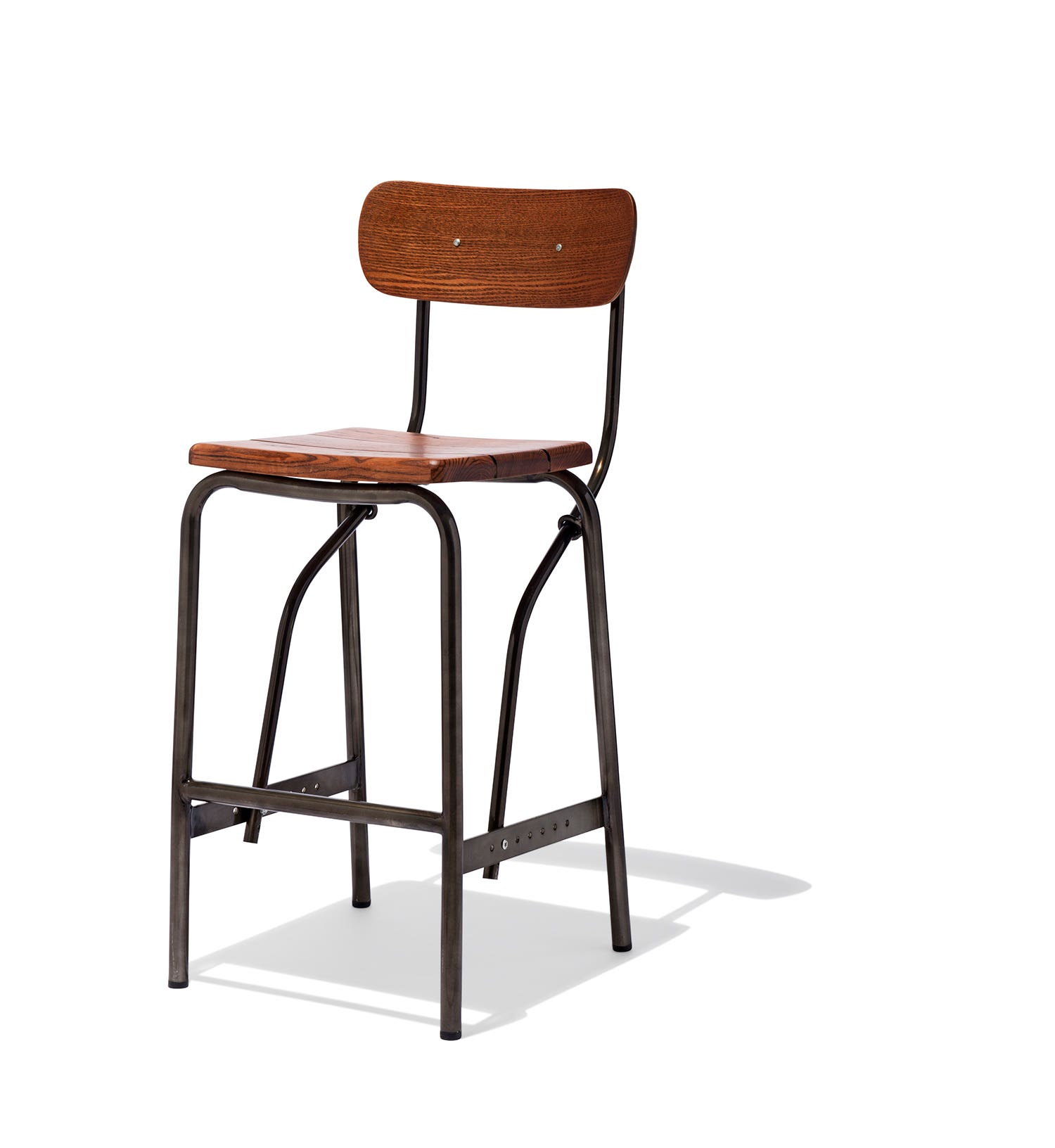 Pursuit Counter Stool Industrial Counter Stool