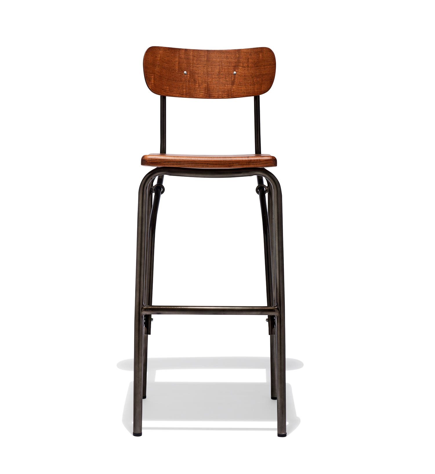 Pursuit Bar Stool Industrial Bar Stool