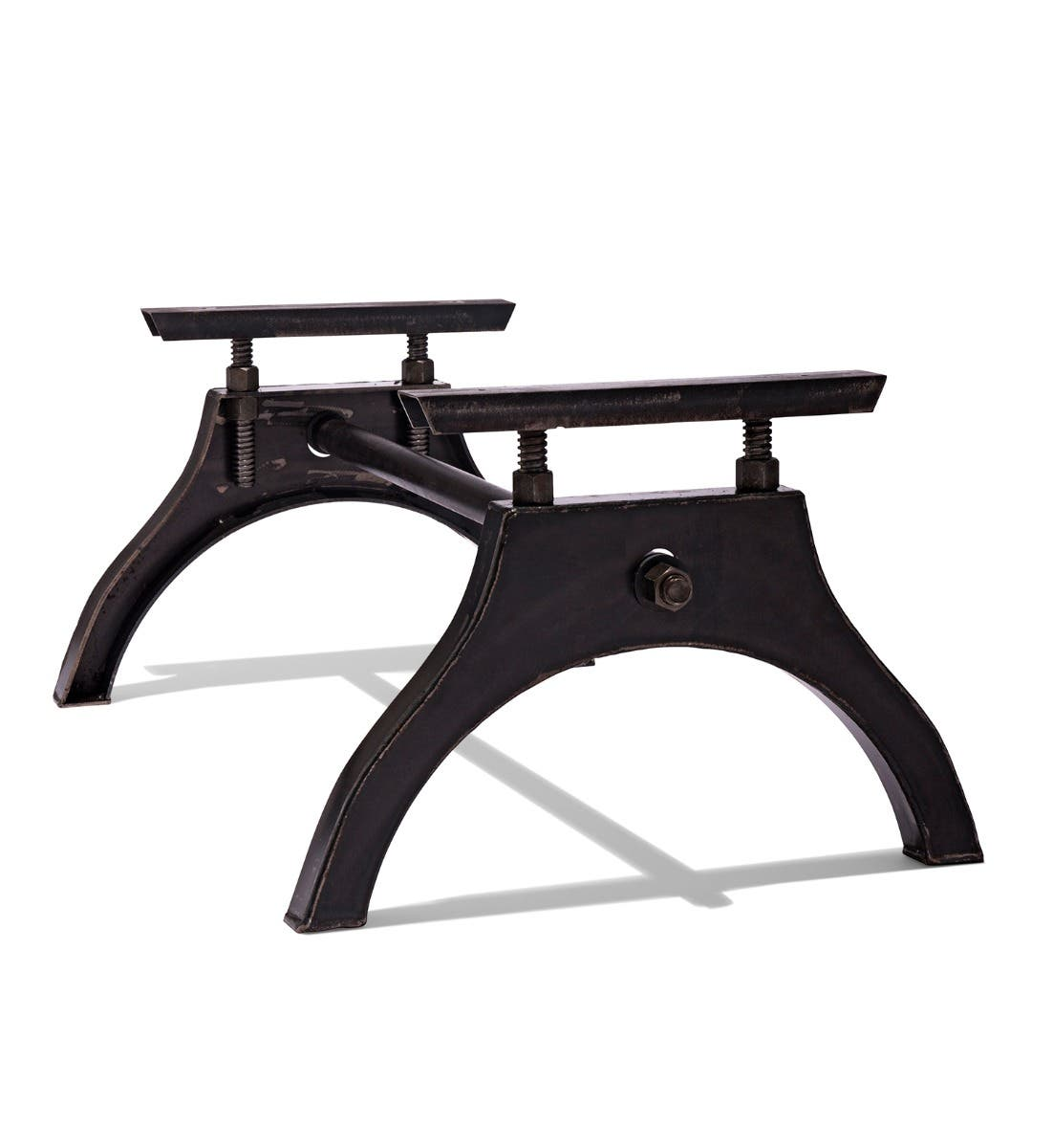 Iron Horse Coffee Table Base