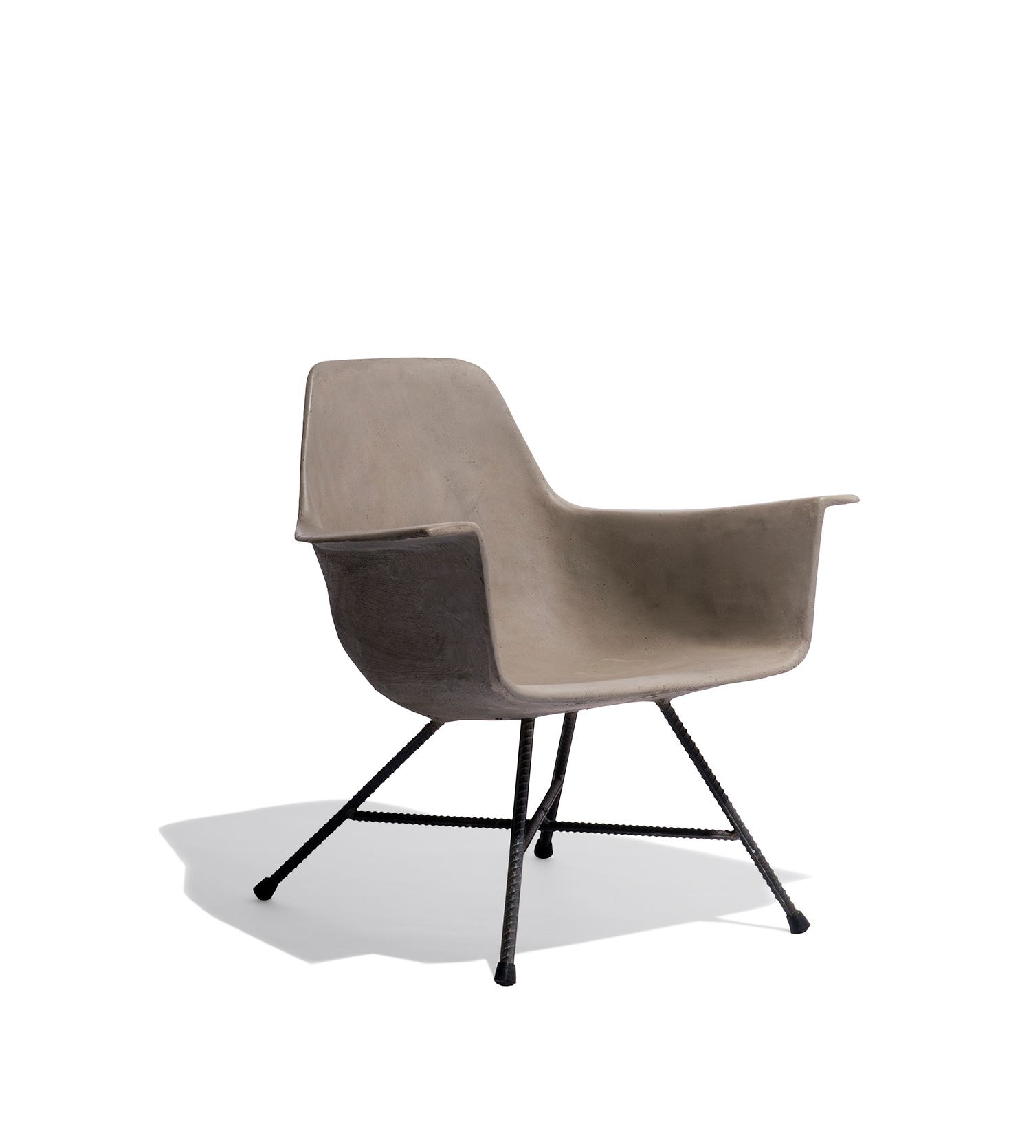 Lounge Chair Modern Club Leather Round Lounge Chairs and Armchairs