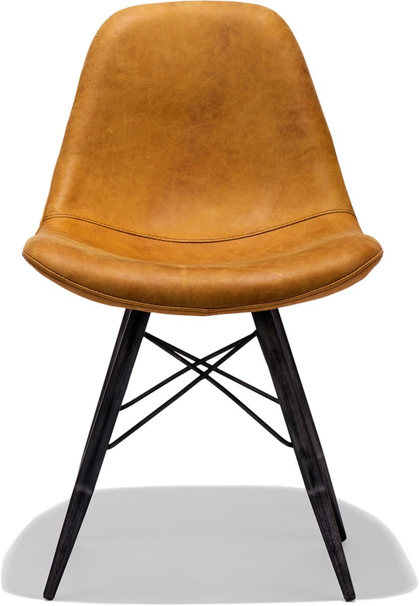 Lucia Side Chair Leather