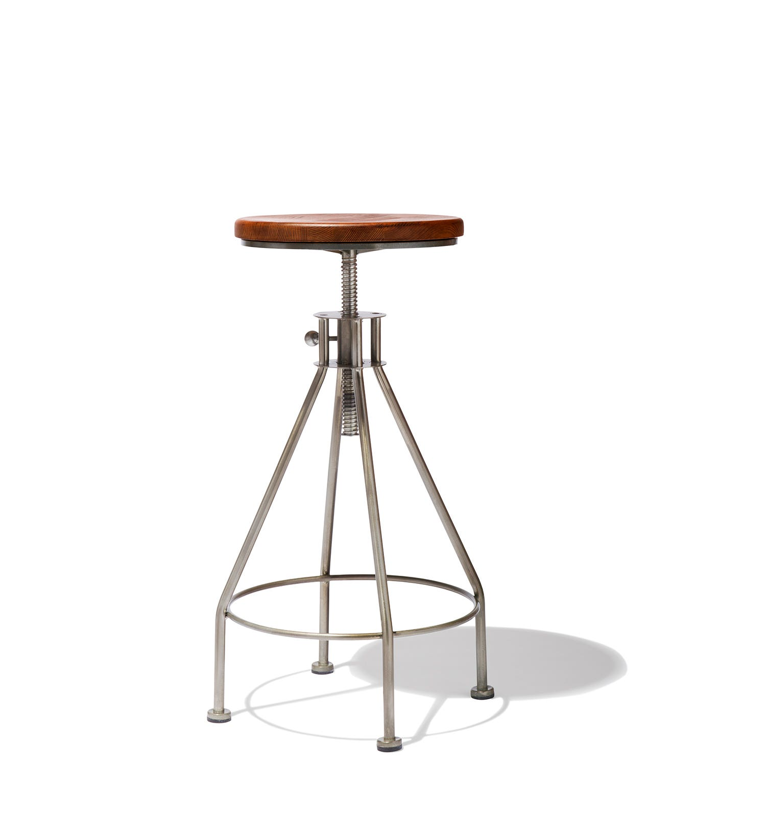 Industry West Task Bar Stool  sc 1 st  Industry West & Industrial Mid-Century and Modern Bar and Counter Stools for Home ... islam-shia.org