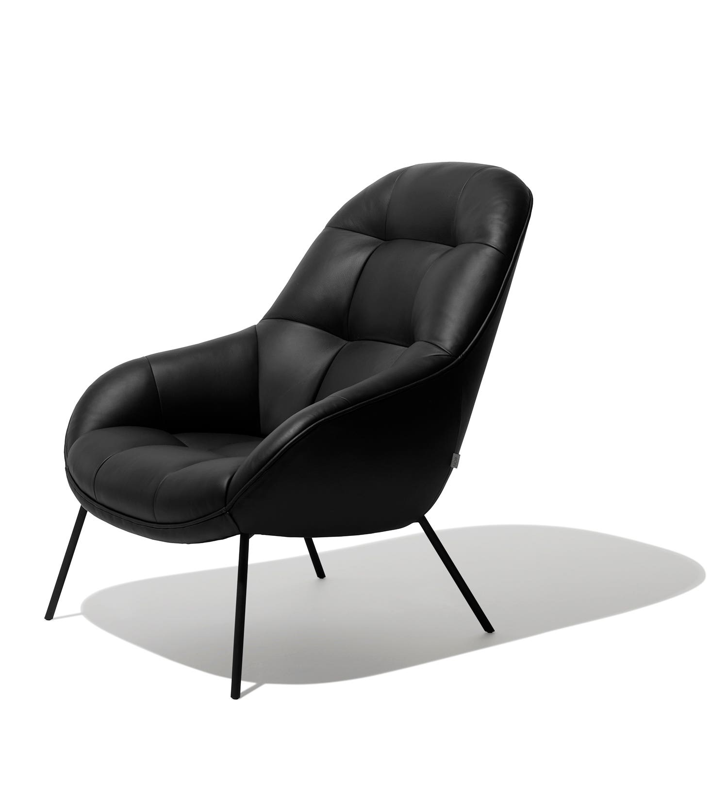 sunday lounge chair leather