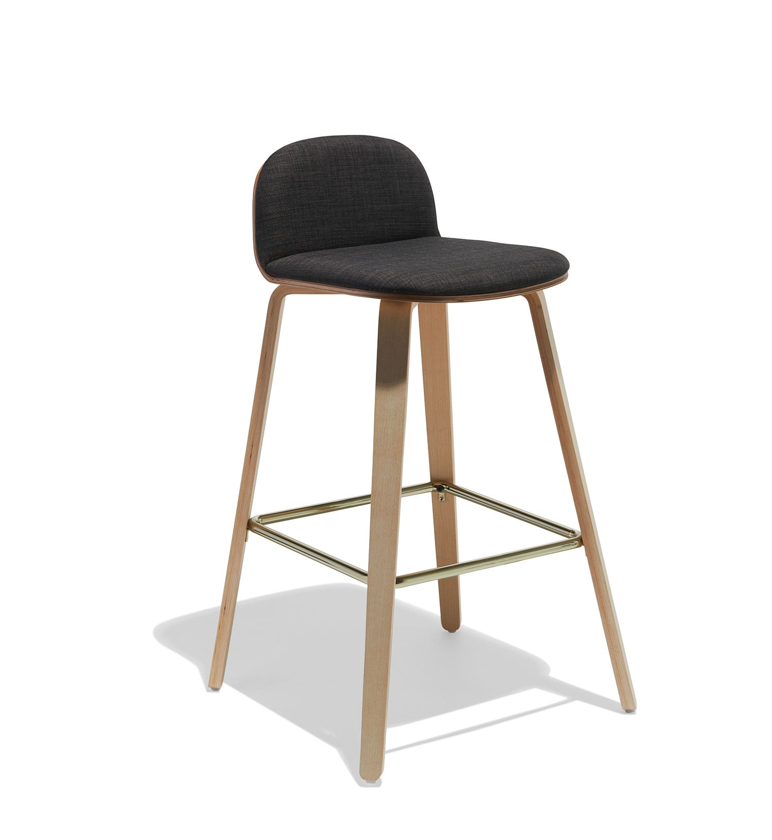 Bloom Bar Stool Stools Shop : 20170202g45basbgrydbar132sides from www.industrywest.com size 1500 x 1632 jpeg 367kB