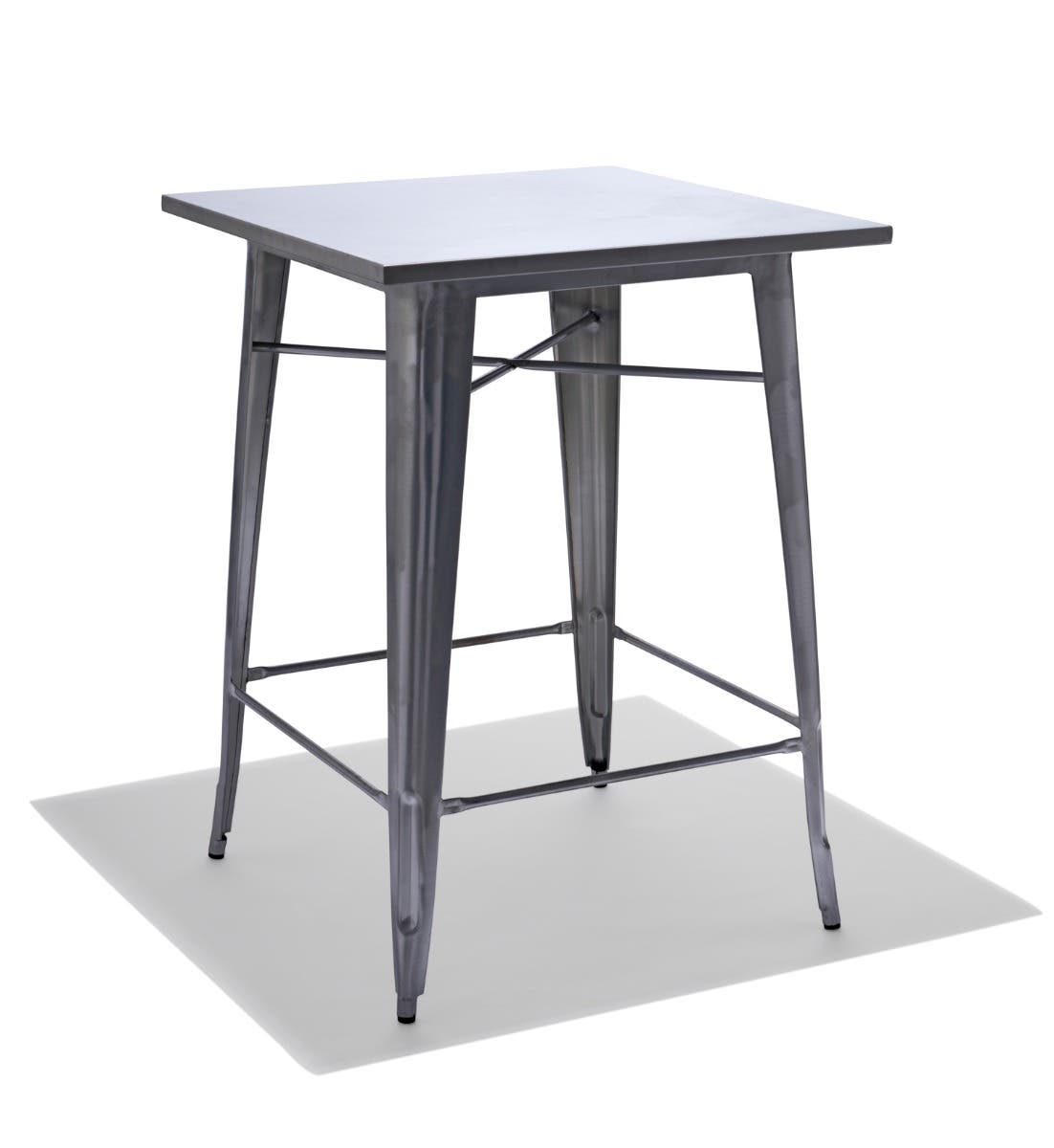 four square bar table -