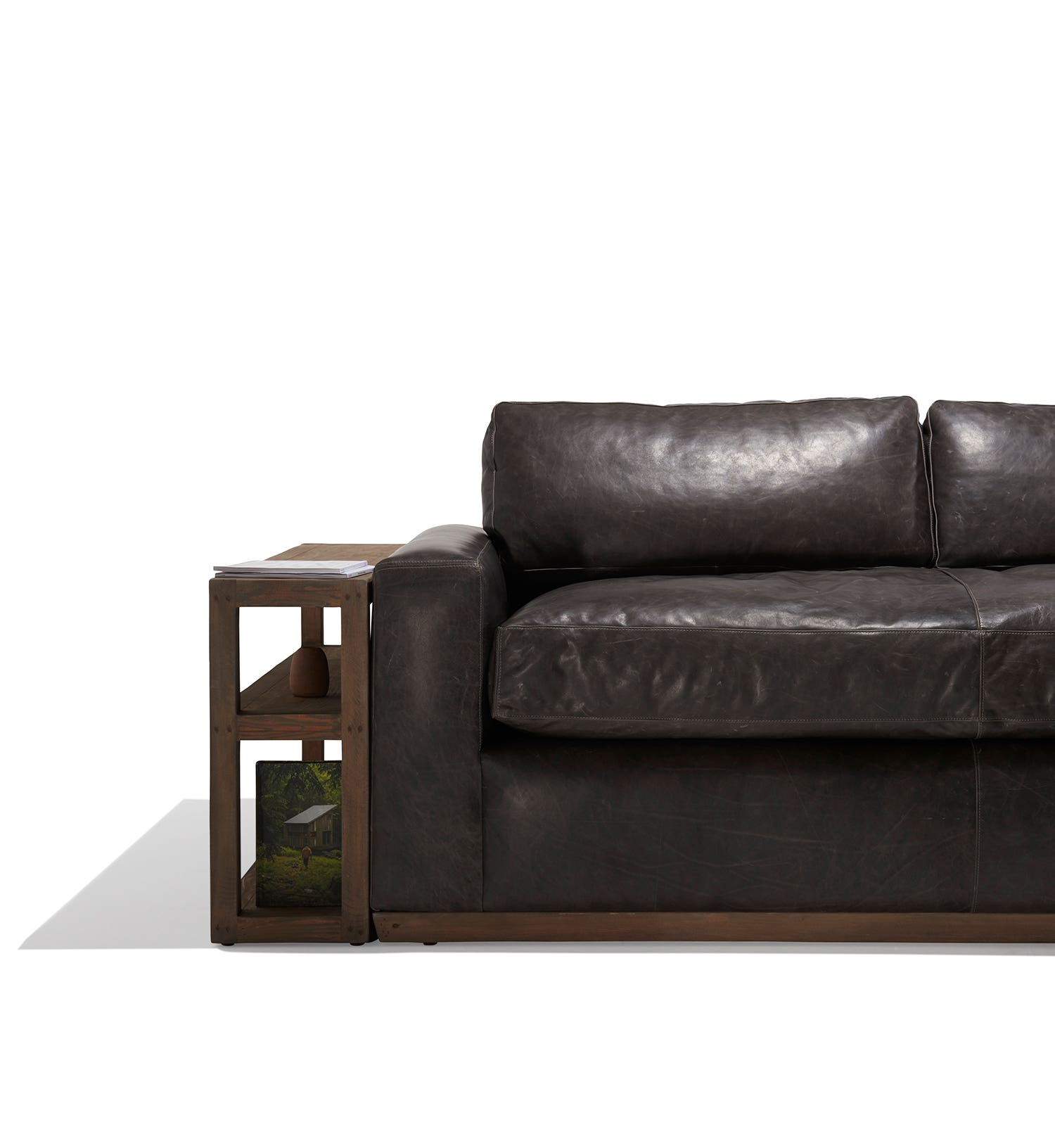 Packard Sofa Leather