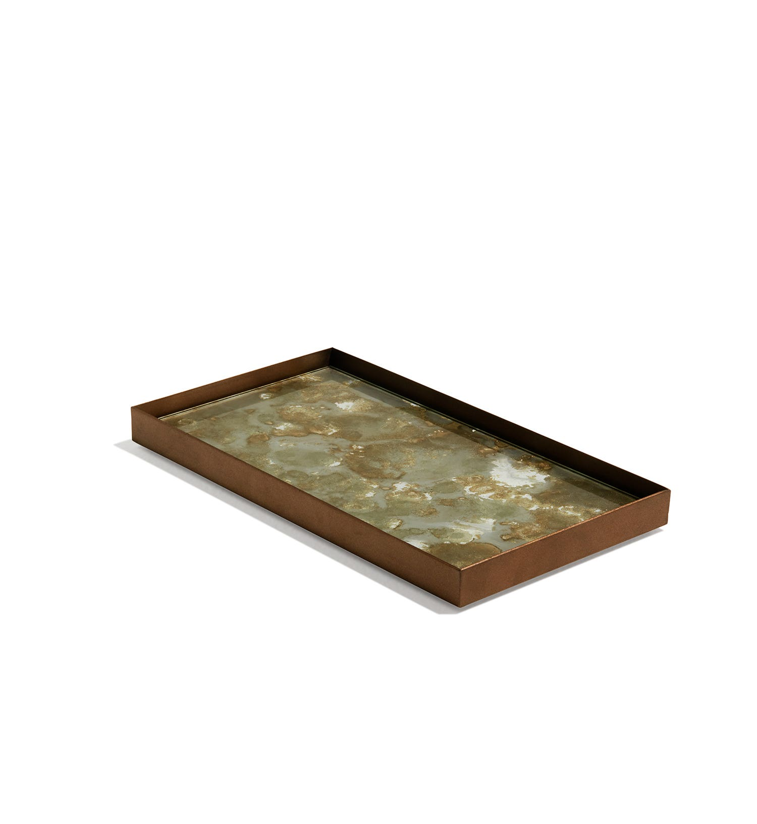 Glass Tray Medium Notre Monde Collection Collections