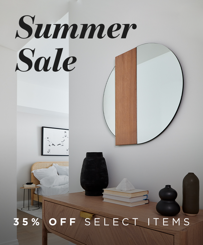Summer Sale! 35% off select items.