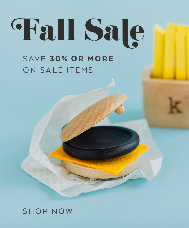 Fall Sale — Save 30% or MORE on Sale Items. SHOP NOW!