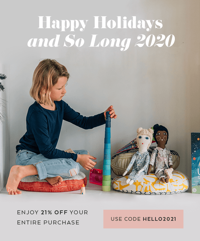 Save 21% with HELLO2021