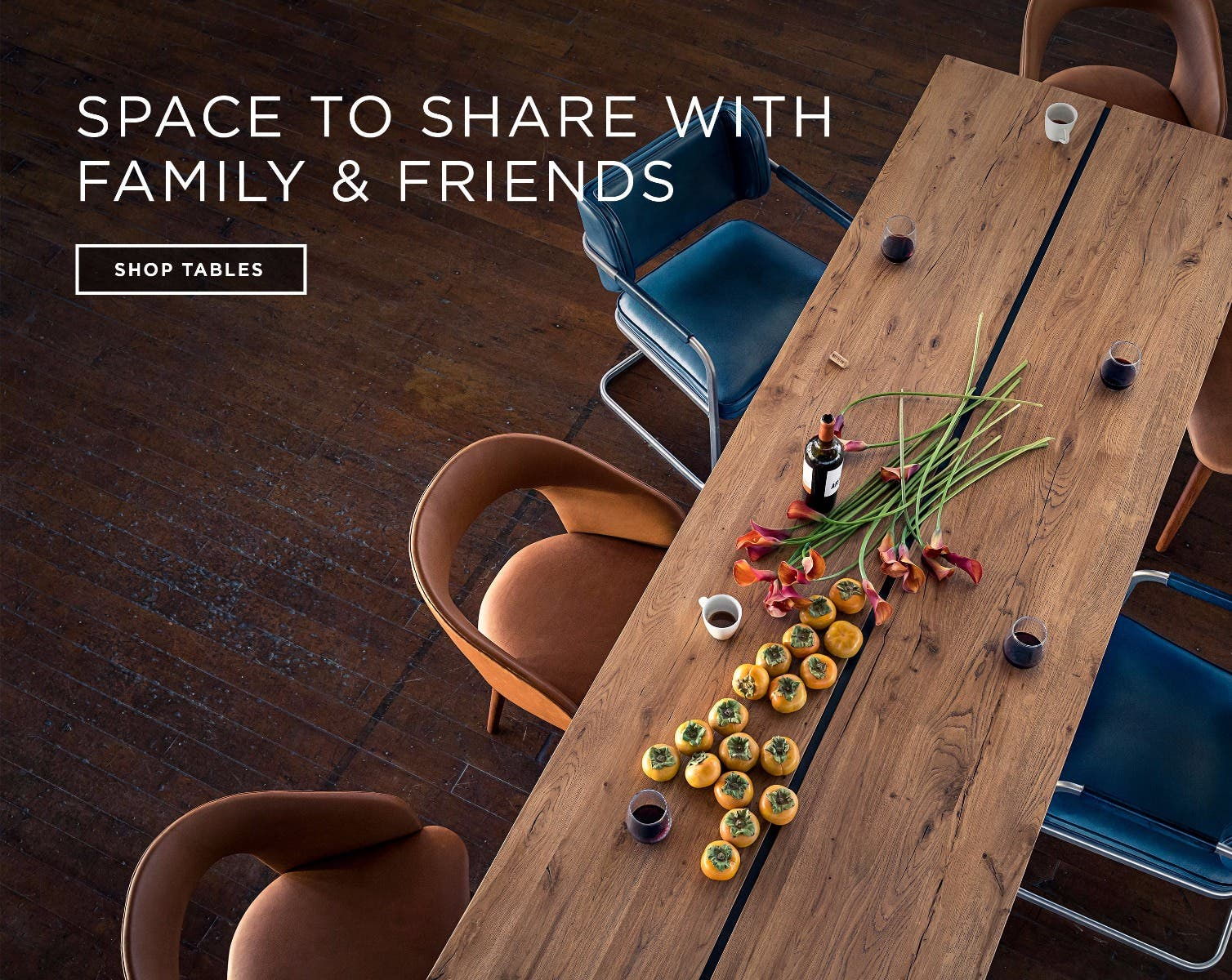 Space To Share WithFamily and Friends