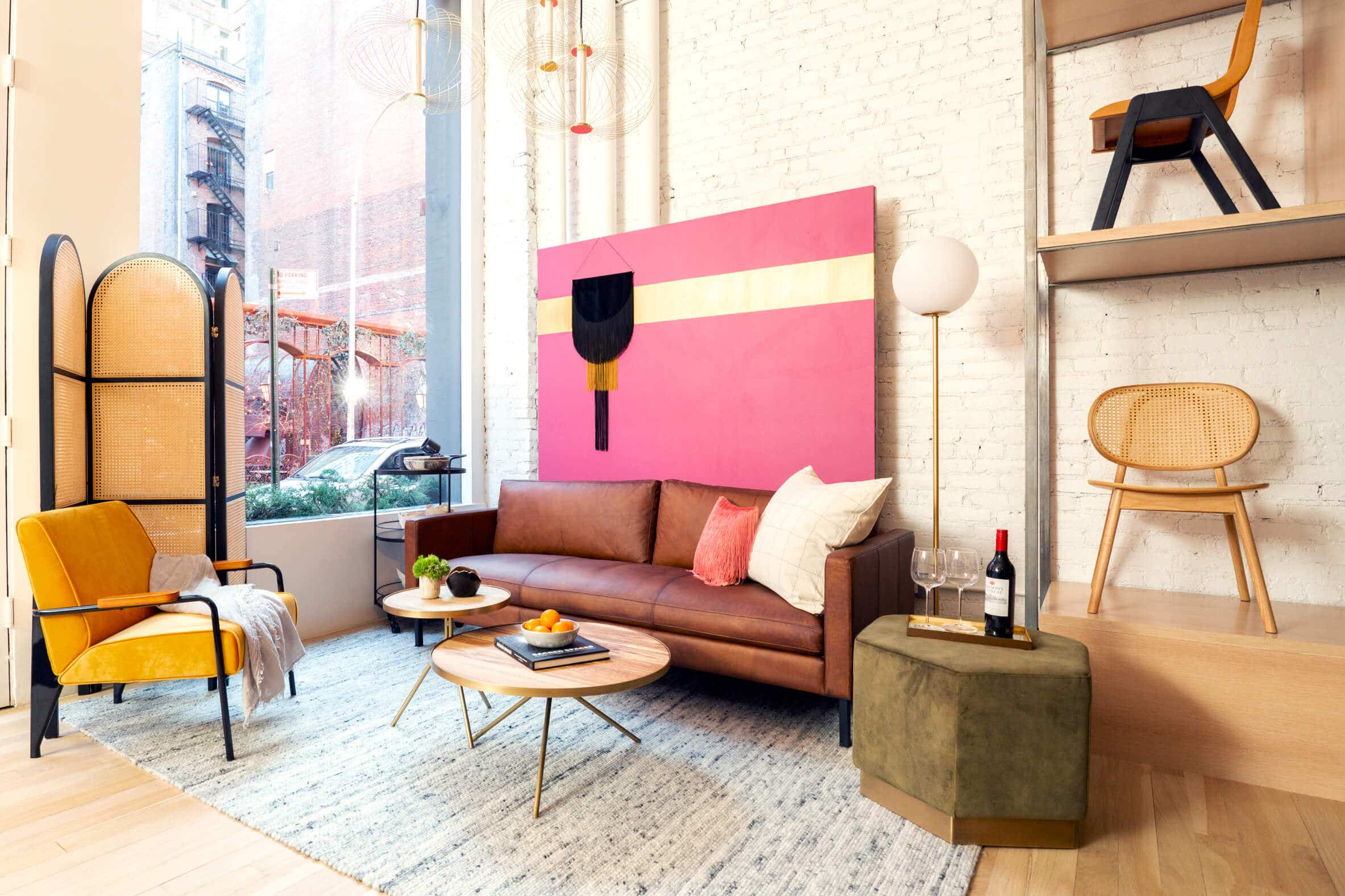 Gallery photo of Industry West showroom in New York City
