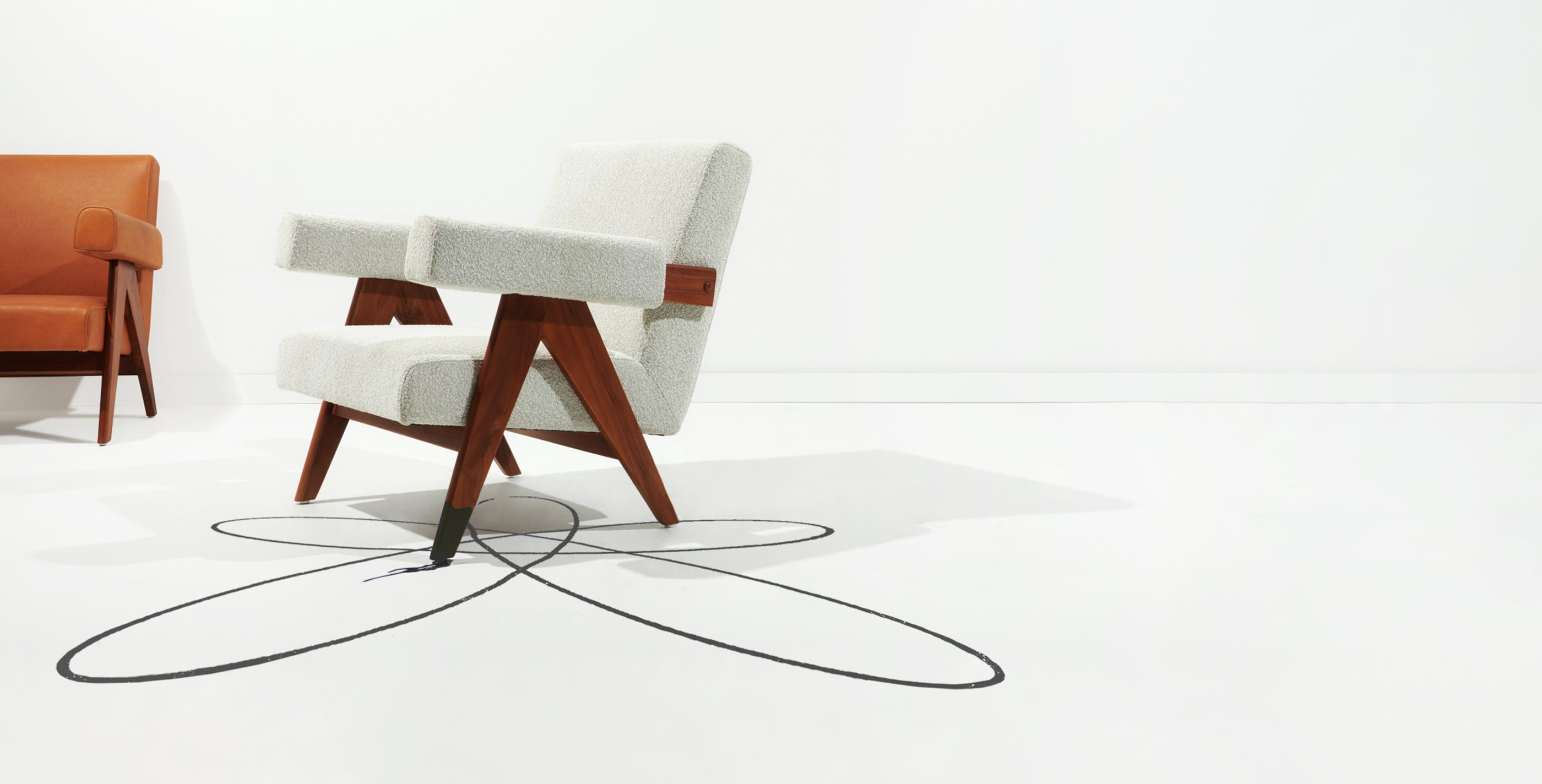 Industry West Compass Chairs