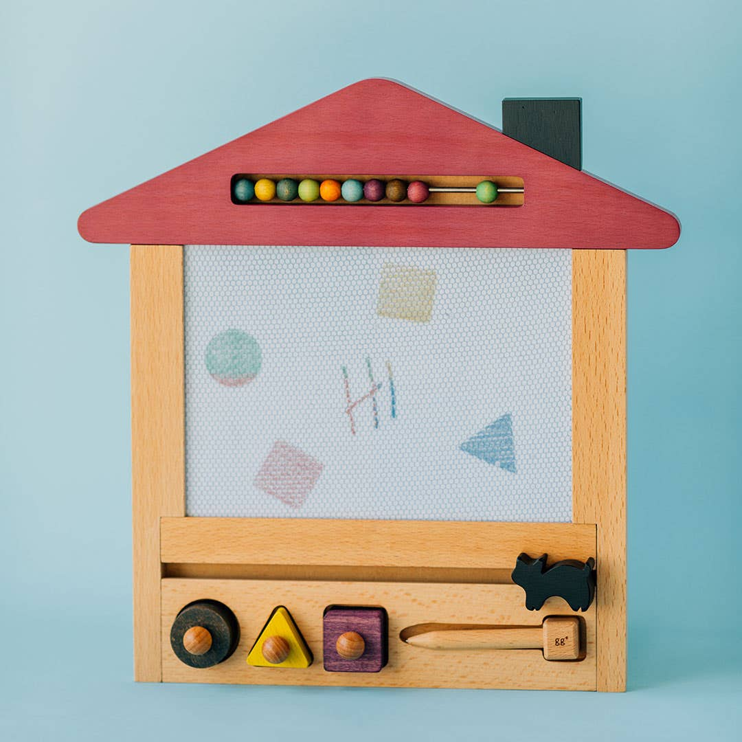 Wooden magical drawing board kid's toy by kiko+ & gg*