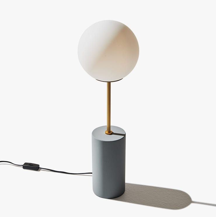 Pier Globle Table Lamp from Industry West