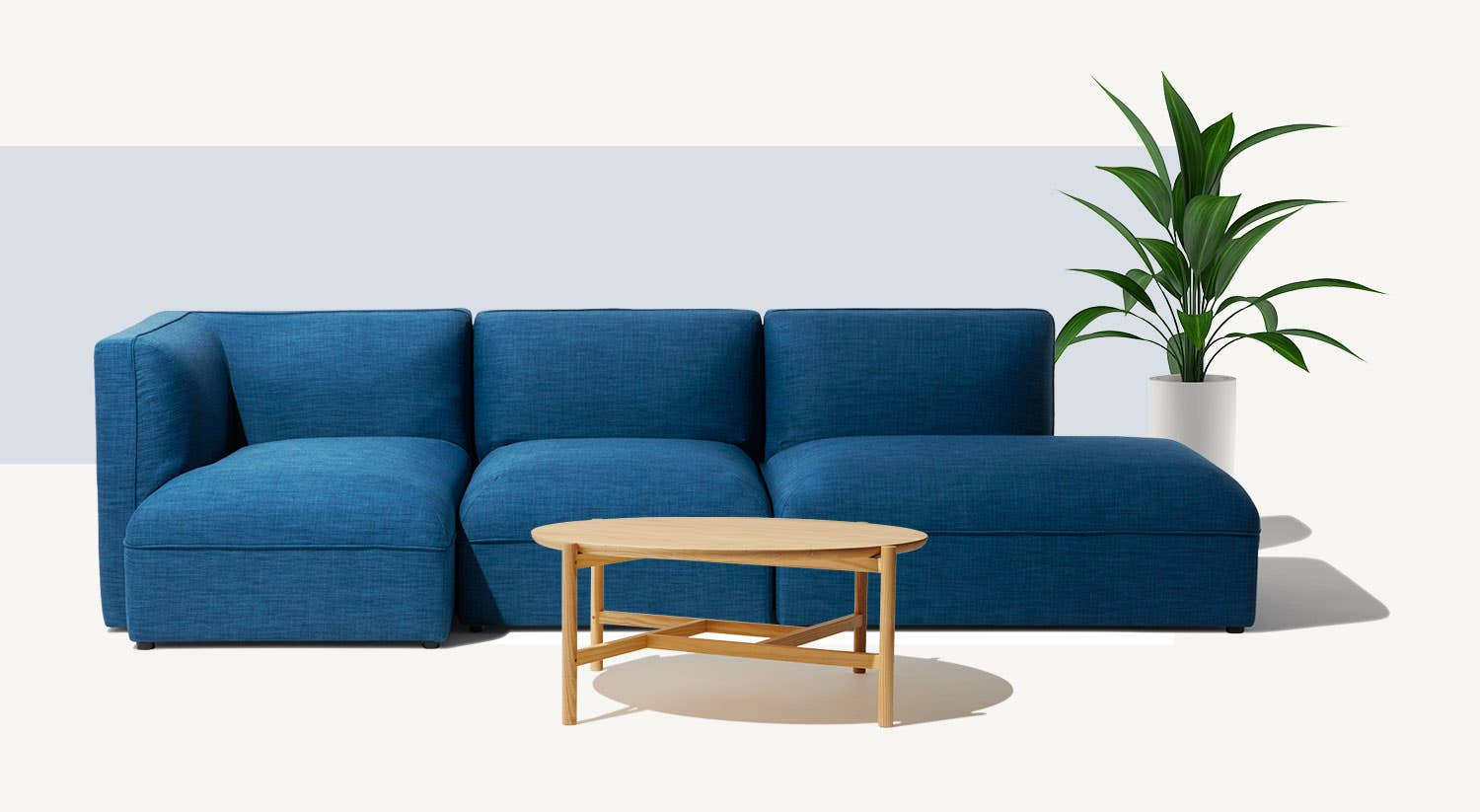 Loom Sofa from Industry West